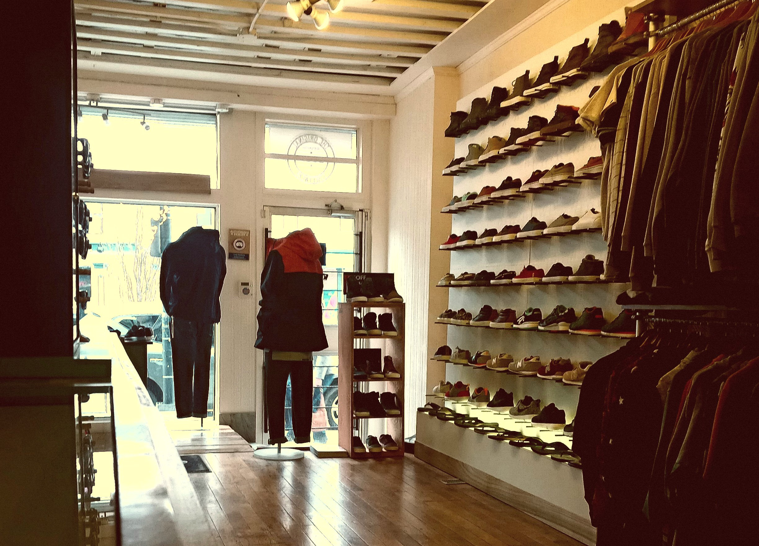 Canadian Sneaker Boutique List Updated 5 2016 The Brag Affair