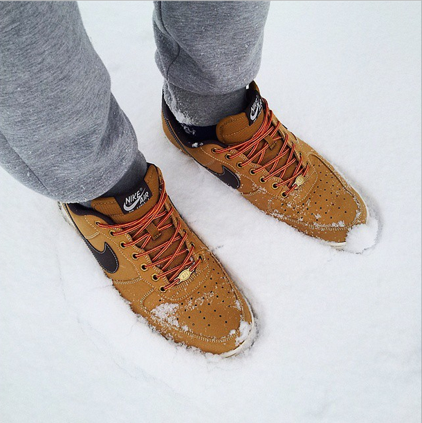 Winter Air Force 1