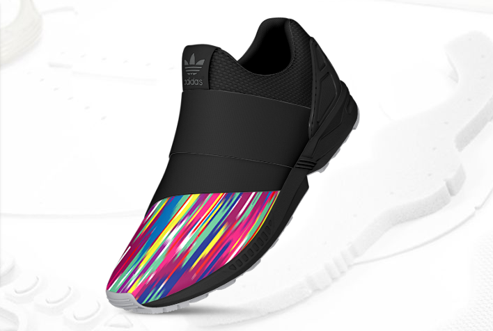 mi adidas ZX Flux Slip On Latin America 2