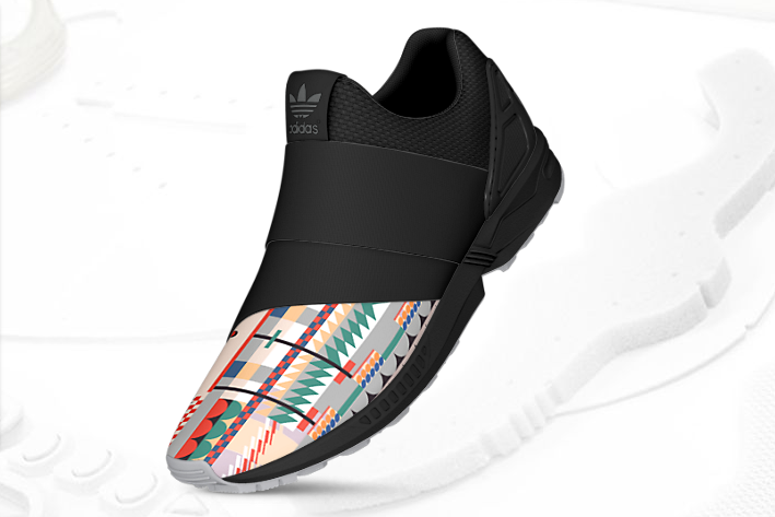 mi adidas ZX Flux Slip On Latin America