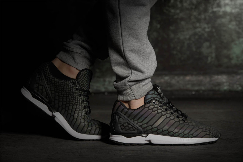 adidas ZX Flux XENO Black Pack