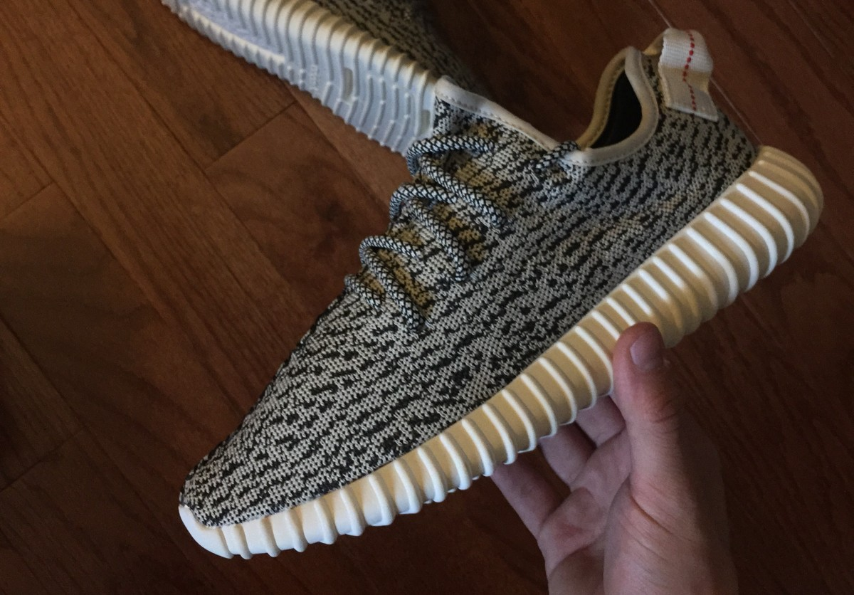 Yeezy Shoe Price After Tax