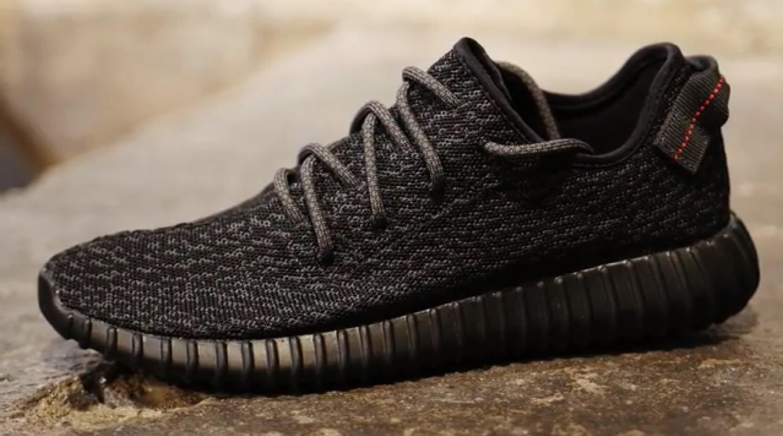 adidas yeezy boost 350 zwart