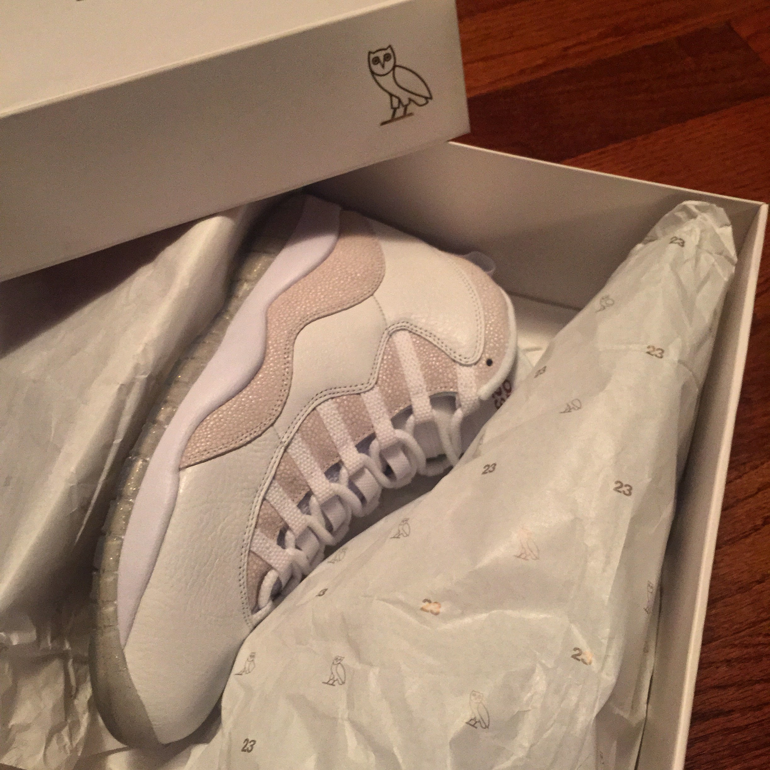 "Air Jordan 10 ""OVO"" – Product Review – The Brag Affair 850df2a6bd"