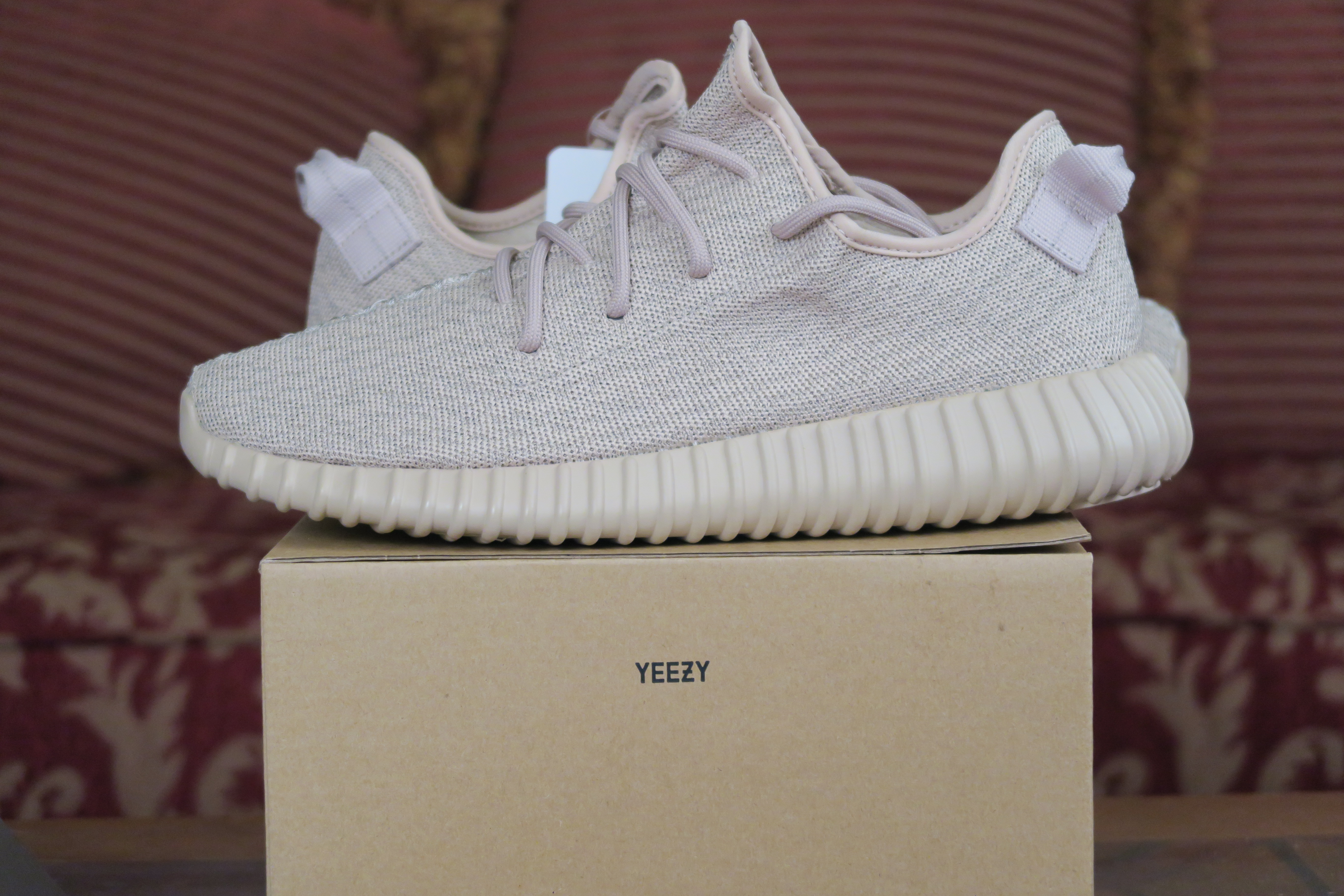Yeezy Boost 350 Tan