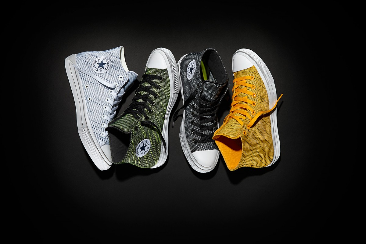 4353eb43a70 Converse Chuck Taylor All Star II Knit Collection – The Brag Affair