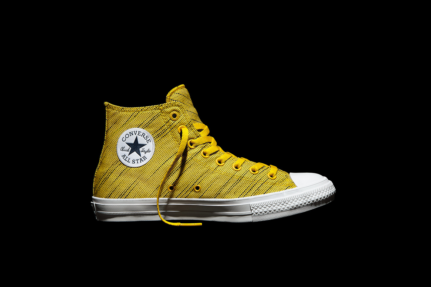 a7d997e6a68 The new Converse Chuck Taylor All Star II Knit collection complements you  for the spring with a launch date of April 25 in Volt Green