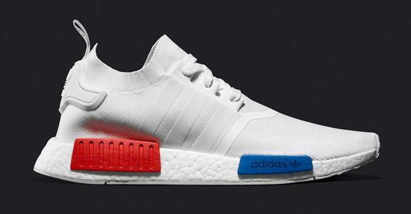 Adidas Nmd Red And White