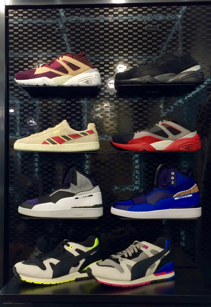 Puma Collaborative Collections