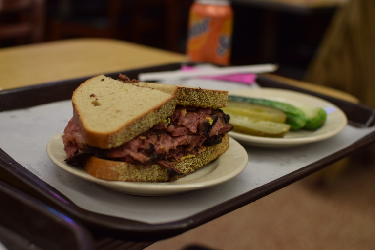 Katz's Deli via @christopher.chiu