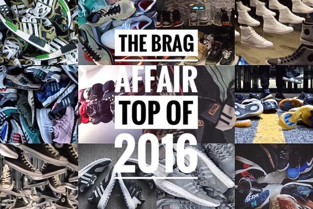 4fc9c9ad733 The Brag Affair Top of 2016 – The Brag Affair