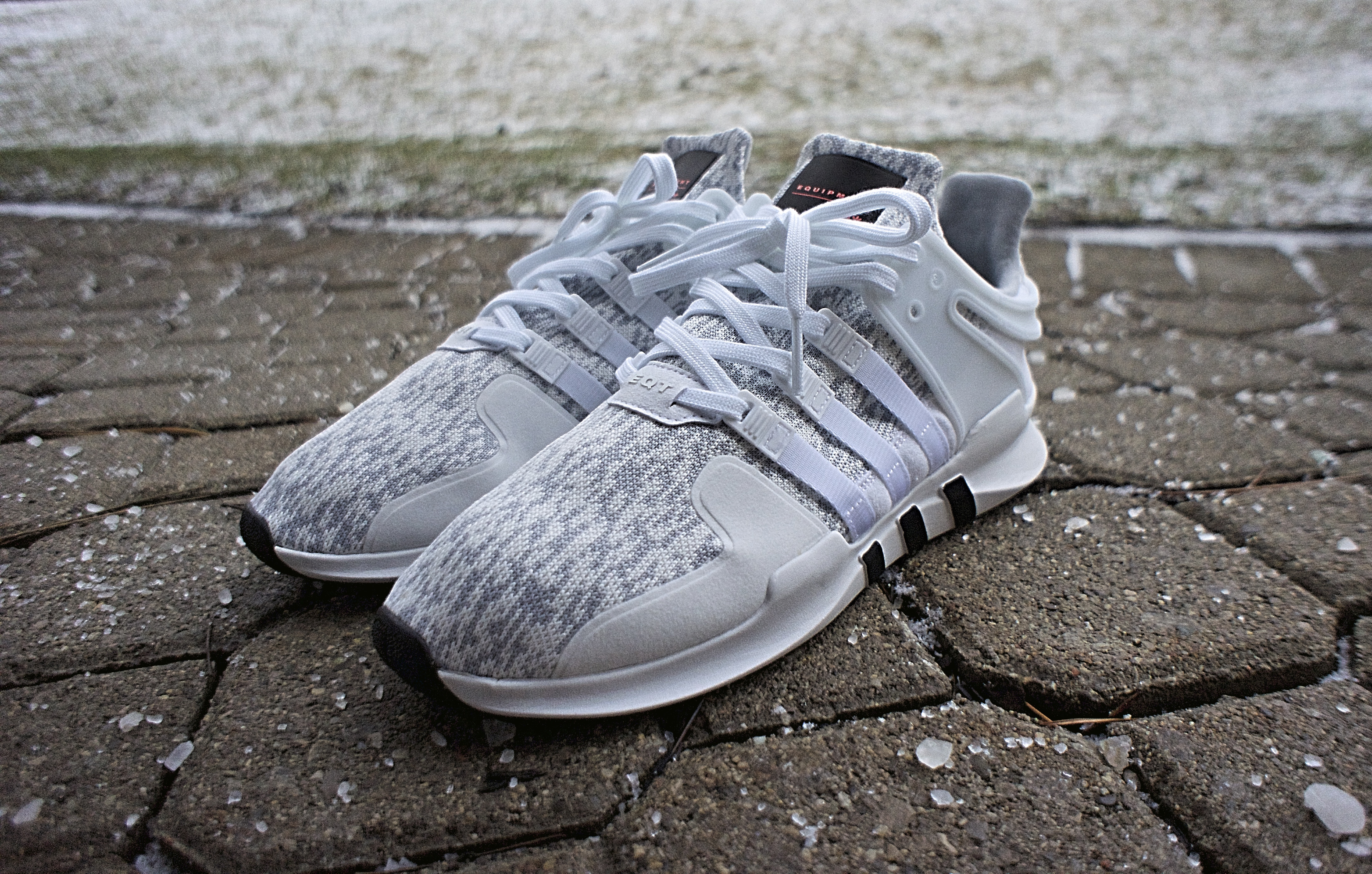 adidas Originals EQT SUPPORT ADV Trainers whitemid grey