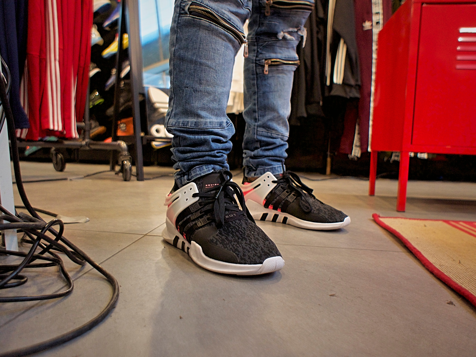 bce77a7147e7 adidas EQT Collection Launch by Foot Locker Canada – TORONTO – The ...