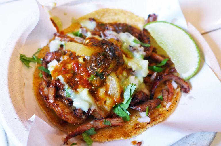 Los Tacos No. 1 via Robert Sietsema/Eater NY