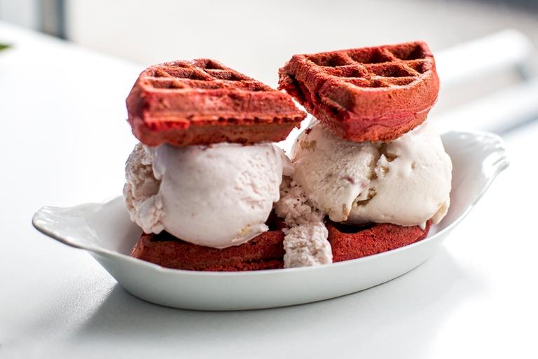 Mikey Likes It Ice Cream via Sammy Da Joo/The Hundreds