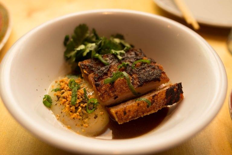 Pig & Khao via Erik Teng/Asian Fusion Magazine