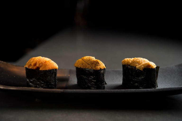 Sushi Nakazawa via Evan Sung/Bloomberg