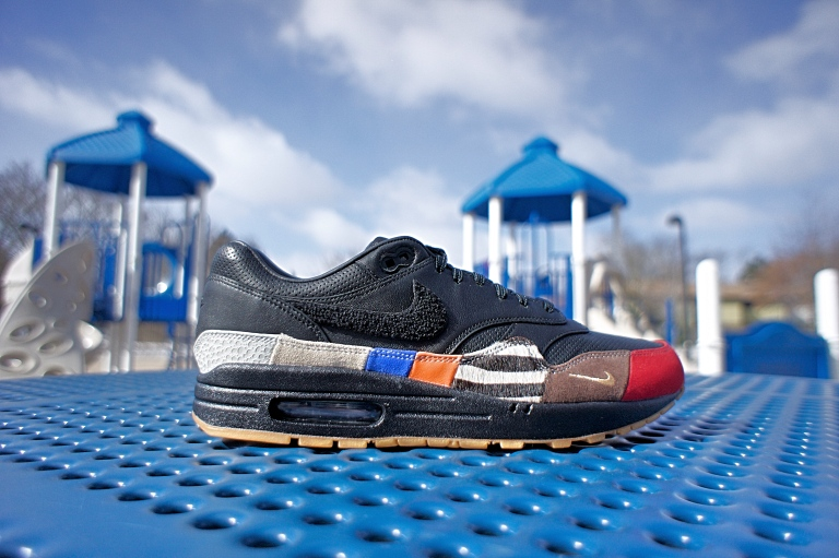 """super popular 0cc25 89fb5 The 12 different Air Max 1 that can be seen on the """"Master"""" range from rare  Friends & Family Hyperstrike exclusives to wider releases that were  available at ..."""