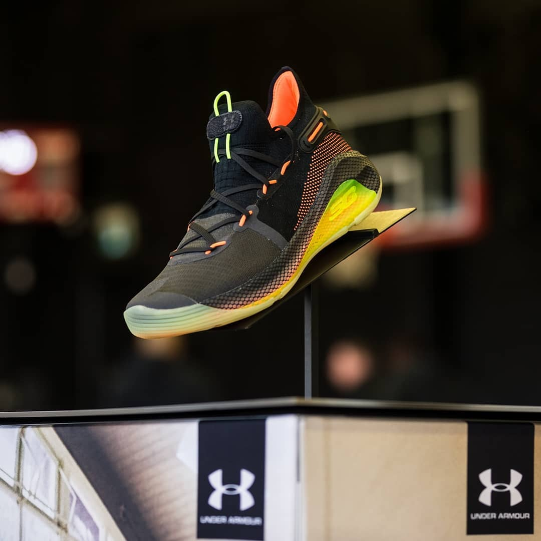 Under Armour Curry 6 Launch Event – The